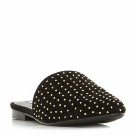 Steve Madden Taffy Sm Stud Point Mule Sandal Shoes