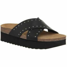 Office Warner Strap With Studs Sandals