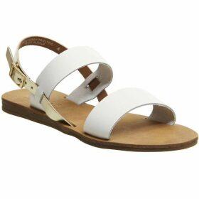 Office Honey Sling Back Sandals