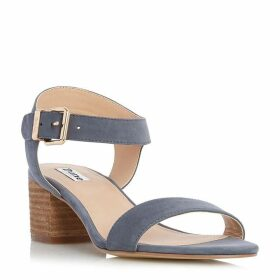 Dune Izzi Two-Part Mid-Heel Sandals