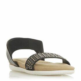 Roberto Vianni Lonny Embelished Comfort Sandals