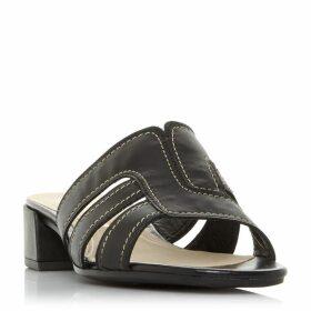 Gabor Amos Stitch Detail Sandals