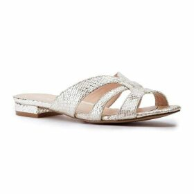 Paradox London Pink Sugar Slip On Flat Sandals