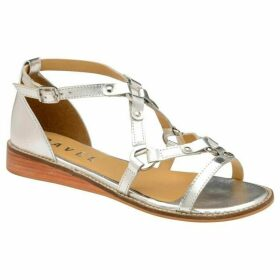 Ravel Duval Flat Leather Sandals