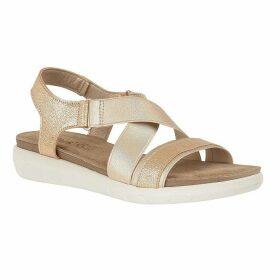 Lotus Shoes Fallon Flat Open-Toe Sandals