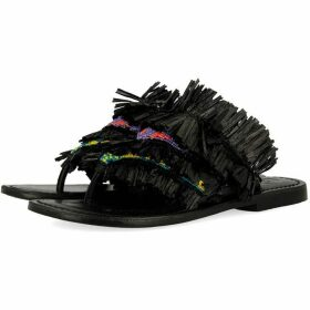 Gioseppo Black Sandals