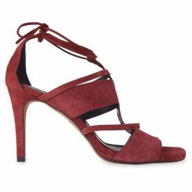 Whistles Brea Caged Stiletto Sandal