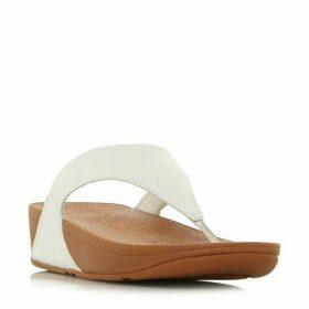 Fitflop Lulu Plain Toepost Sandals