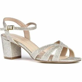 Paradox London Pink Colette Wide Fit Ankle Strap Sandals