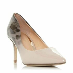 Head Over Heels Aisla Mid Heel Pointed Court Shoes