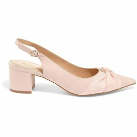 Phase Eight Giselle Low Block Heel Court Shoe