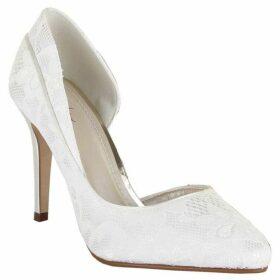 Rainbow Club Jessica Satin Court Shoes