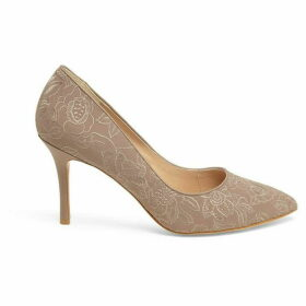 Phase Eight Ceri Embroidered Lace Point Court Shoes