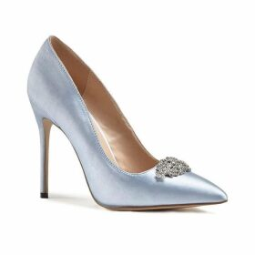 Paradox London Pink Alandra High Heel Stiletto Court Shoes
