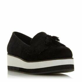 Head Over Heels Gillys Flatform Loafers