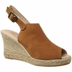 Phase Eight Tally Suede Wedge Espadrilles
