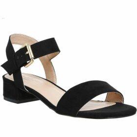 Office Morgan block heel sandals