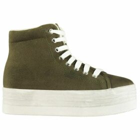 Jeffrey Campbell Play Canvas Washed Hi Tops