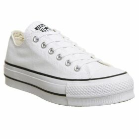 Converse All Star Low Platform Trainers