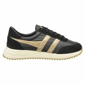 Gola Montreal Mirror Lace Up Trainers