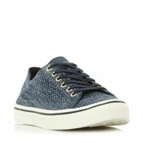 Tommy Hilfiger Lw Knitted Skitted Trainers