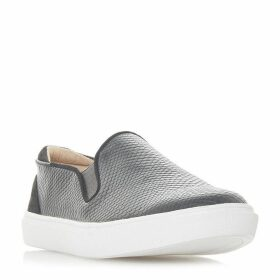 Head Over Heels Elanie Quilted Slip On Trainers
