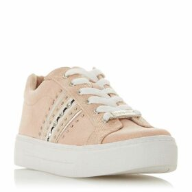 Head Over Heels Edie Stud Lace Up Trainers