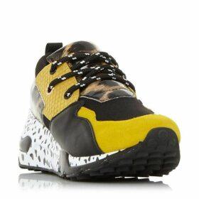 Strappy Adidas Originals Zx Flux Leopard Yellow Black £107.00