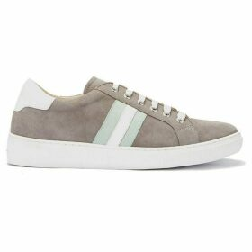 Mint Velvet Allie Grey & Mint Trainer