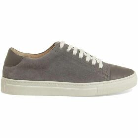 Phase Eight Flora Suede Trainers