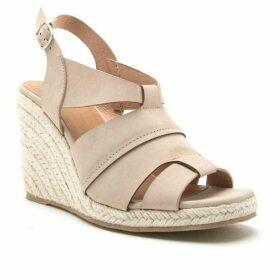 Qupid Jello-04 Wedge Sandal