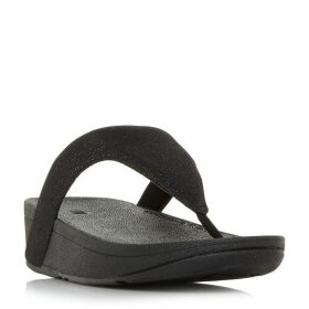 Fitflop Lottie Glitzy Wedge Sandals