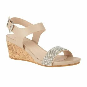 Lotus Shoes Ace Open-Toe Wedge Sandals
