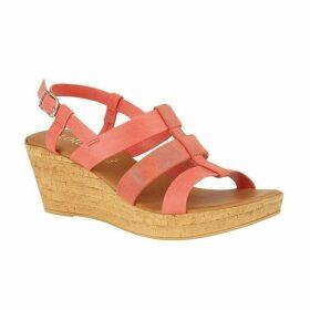 Lotus Shoes Pisa Open-Toe Wedge Sandals