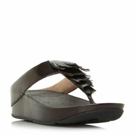 Fitflop Cha cha wedge sandals