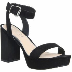 Office Mossy Platform Sandals