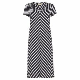 Phase Eight Chantelle Chevron Beach Dress