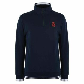 Hurlingham Polo 1875 Quater Zip Fleece