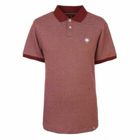 Pretty Green Engineered Stripe Polo