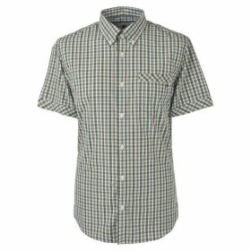 Pretty Green Striped Knitted Polo