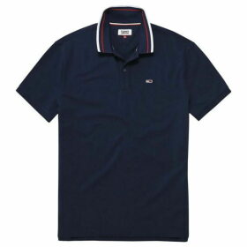 Tommy Hilfiger Tommy Jeans Stretch Fit Polo Top