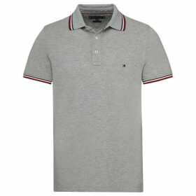 Tommy Hilfiger Tipped Slim Fit Polo