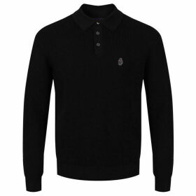Luke Swanny The Mod Knitted Polo