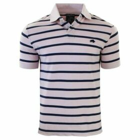 Raging Bull Big & Tall Stripe Polo
