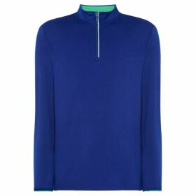 Polo Golf Half Zipped Performance Sweat
