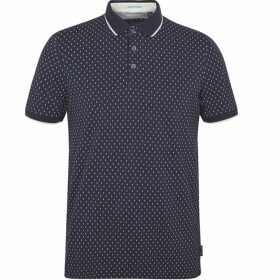 Ted Baker Short-Sleeve Polo T-shirt