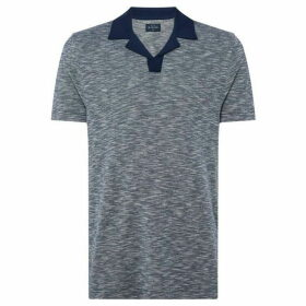Howick Resort Neck Slub Polo