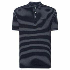 Howick Indigo Stripe Polo
