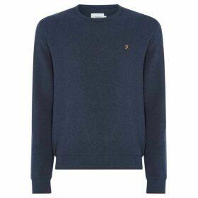 Farah Vintage Tim Crew Sweatshirt