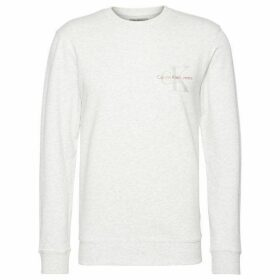 Calvin Klein Jeans Homer Slim Fit Cotton Sweatshirt